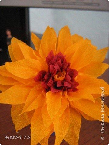 Торцевание на пластилине: кактус из бумаги фото 2