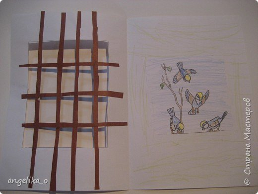 Kletochka dlja ptichek фото 2