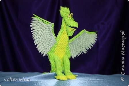 Оригами модульное: сафари парк фото 4