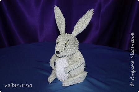 Оригами модульное: сафари парк фото 5