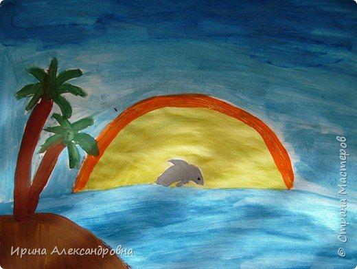 Рисование и живопись: Свободная тема - о чём рисуют наши дети? фото 10