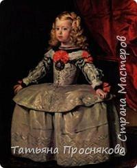 Рисование и живопись: Инфанта, которая выросла. фото 1