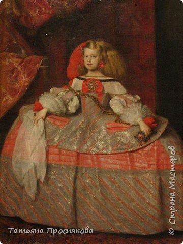 Рисование и живопись: Инфанта, которая выросла. фото 2