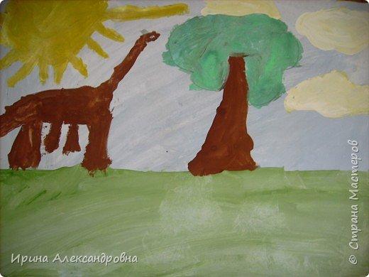 Рисование и живопись: Свободная тема - о чём рисуют наши дети? фото 6