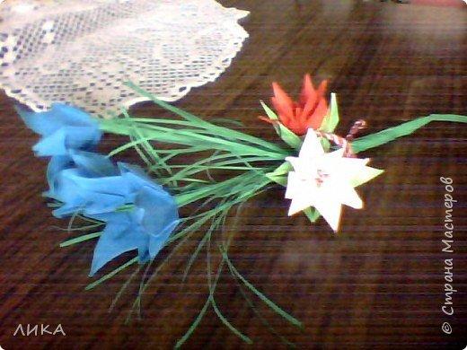 Оригами: Пришла весна!!!!!!!!!