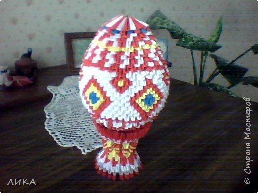 Оригами модульное: Скоро ПАСХА!!!!!!!!! фото 1