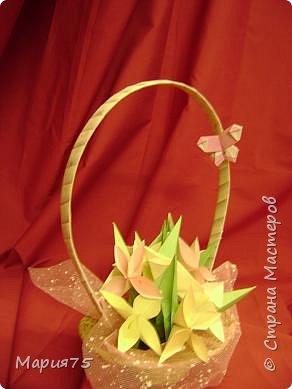 Оригами: работы моих учеников 2 фото 3