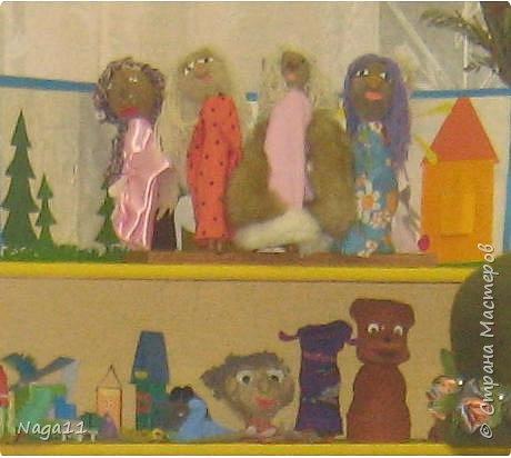 Куклы бибабо фото 2