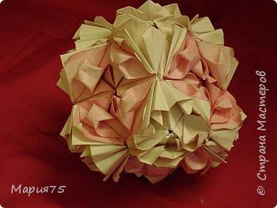 Оригами: работы моих учеников 2 фото 1