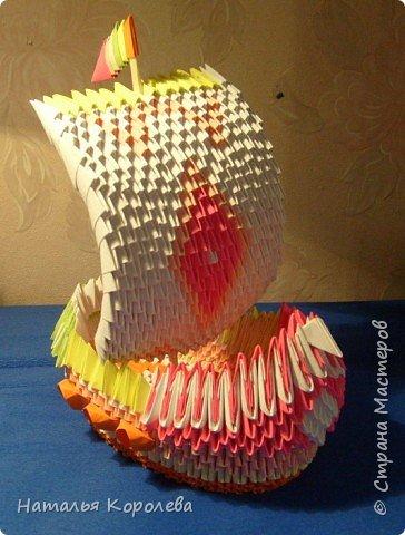 Оригами модульное: Модульное оригами фото 2
