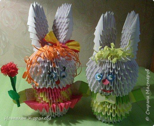 Оригами модульное: Модульное оригами фото 3