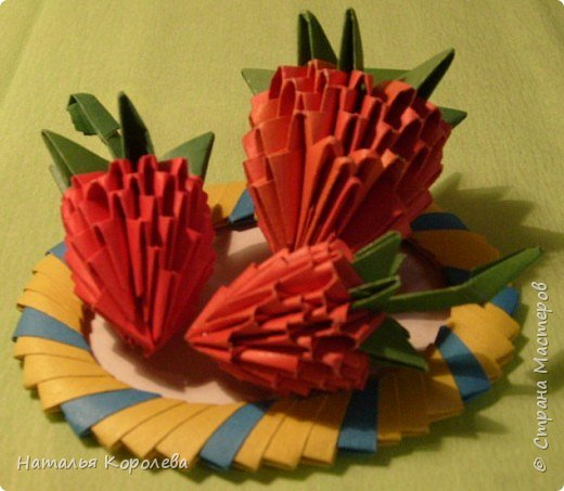 Оригами модульное: Модульное оригами фото 4