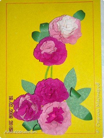 Торцевание: Цветы