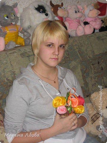 Розы в карзинке фото 3