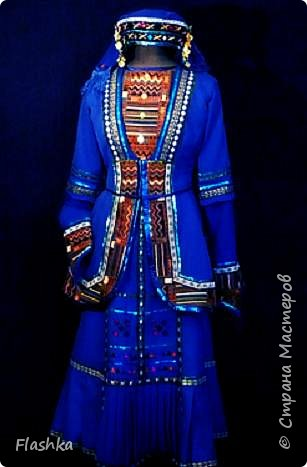 Шитьё: Хевсурские костюмы фото 2