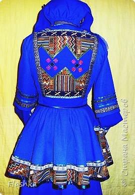 Шитьё: Хевсурские костюмы фото 3