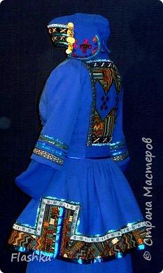 Шитьё: Хевсурские костюмы фото 4