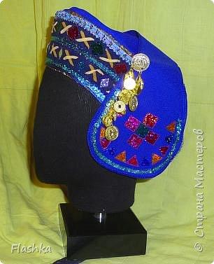 Шитьё: Хевсурские костюмы фото 1