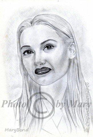 Портрет одной актрисы