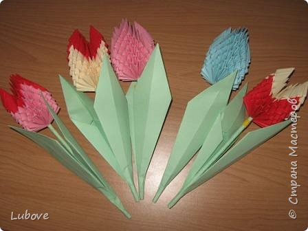 Оригами: Модульное оригами