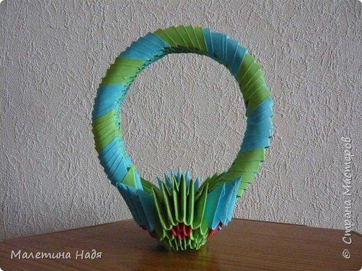 Оригами модульное: ХРИСТОС ВОСКРЕС!!! фото 2