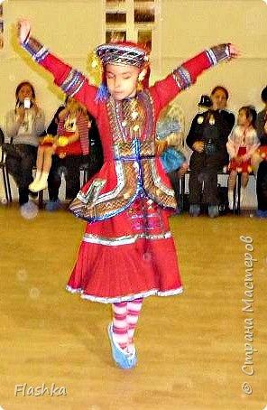 Шитьё: Хевсурские костюмы фото 6