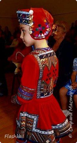 Шитьё: Хевсурские костюмы фото 5