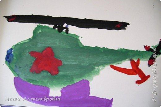 Рисование и живопись: Свободная тема - о чём рисуют наши дети? фото 2