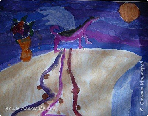 Рисование и живопись: Свободная тема - о чём рисуют наши дети? фото 5