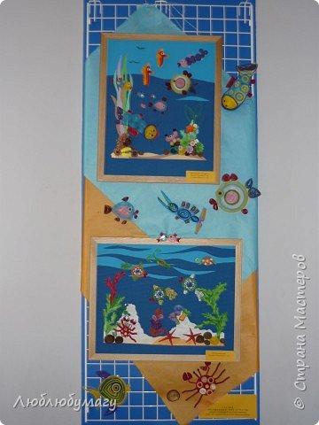 Работа учеников Селезнёвой Елены Владимировны. Представлена на выставке арт-проектов в детском дизайн-центре. Май 2009. СПб фото 1