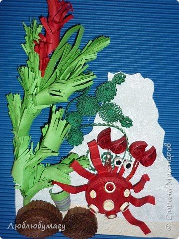 Работа учеников Селезнёвой Елены Владимировны. Представлена на выставке арт-проектов в детском дизайн-центре. Май 2009. СПб фото 7