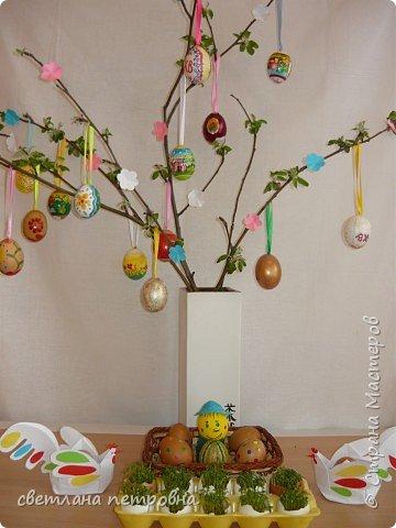 пасхальное дерево фото 1