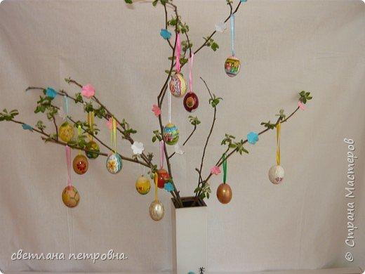пасхальное дерево фото 2