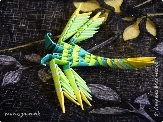 Оригами модульное: Спасибо за науку! фото 4