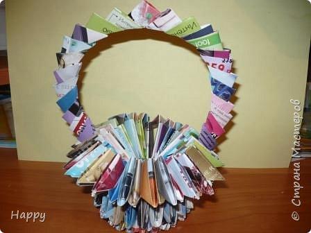 Оригами модульное: из журналов