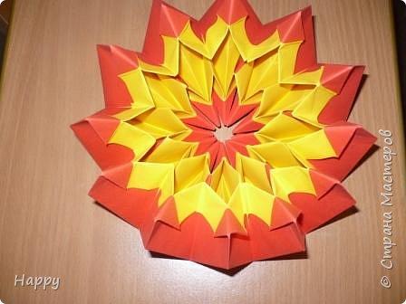 Оригами модульное: кусудама ли это? фото 1