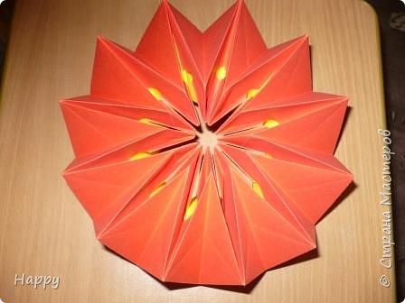 Оригами модульное: кусудама ли это? фото 3