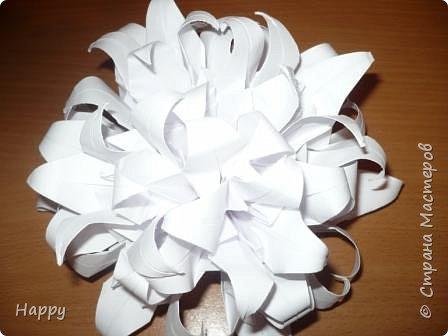 Оригами: цветочная