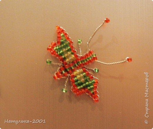 Бисероплетение: Магниты из бисера фото 3