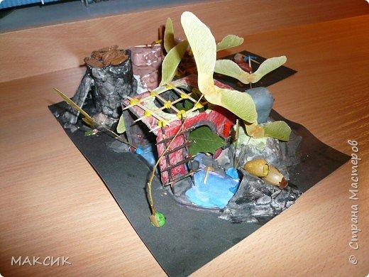 Бумагопластика: Остров сокровищ фото 2
