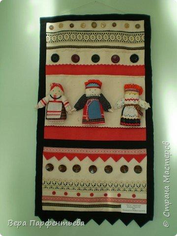 Куклы - зерновушки