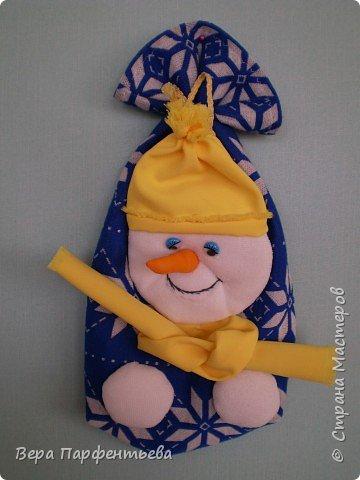 Мешочки для подарков фото 1