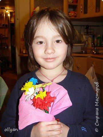 Букетик на День Рождения фото 6