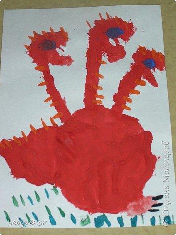 Рисование и живопись: Работы моего малыша.