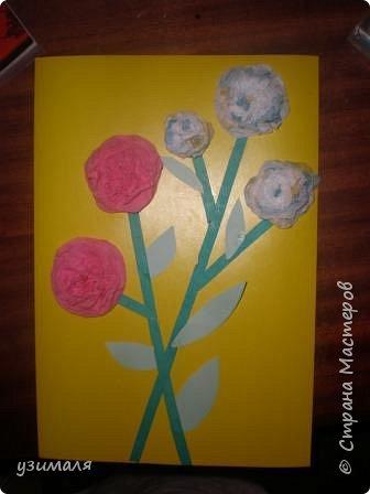Дашины цветочки
