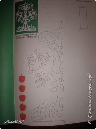 Схемы вытынанок фото 2
