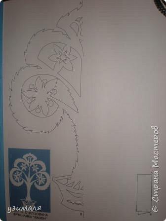 Вытынанки - шаблоны фото 2