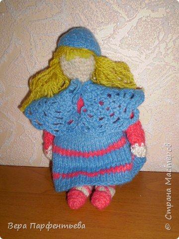 Вязание спицами:  Игрушки фото 1