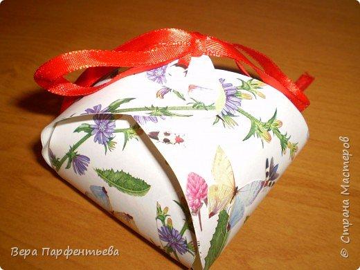 Упаковка для подарка фото 1