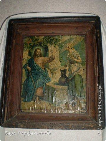 Вышивка крестом: Память о бабушке фото 4
